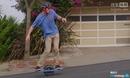 触动力 只有一个轮子的电动滑板OneWheel
