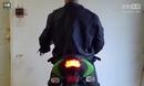 酷 自带转向灯的骑行服