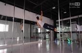 中国顶尖钢管舞老师实力炫技