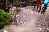 【骑行达人】09、征服山脉河流 腾空飞跃惊险刺激