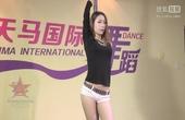 天马美女钢管舞教学视频第2期
