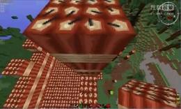 Minecraft172恐怖生物mod~