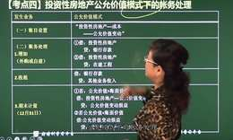 2015中级会计职称 实务串讲 (张京)第1讲 第一章至第四章