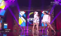 韩女团热舞尺度过大 网友看傻了眼