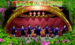 桥园姐妹广场舞