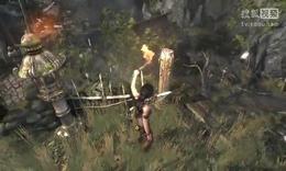 PS4 古墓丽影 和劳拉一起探险 大帝解说