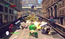 乐高漫威超级英雄LEGO MARVEL Super Hero