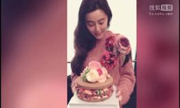 范冰冰为李晨庆生 网友:你有本事结婚啊