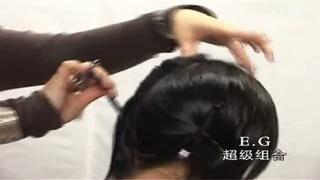 2012沙宣发型 女发修剪图片